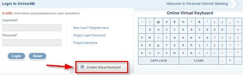 Virtual Keyboard Use Kare