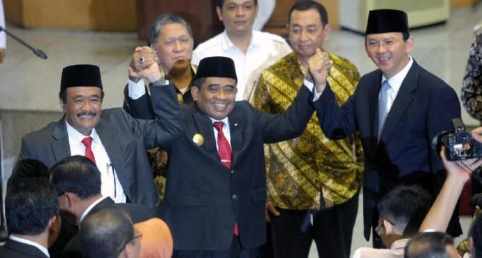 Perkenalkan, Plt Gubernur Soni yang Punya Gaya Beda dari Ahok untuk Memimpin DKI Sementara
