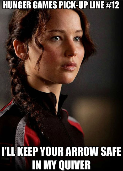 Hunger For The Hunger Games: Funny Hunger Games Pictures