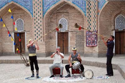 uzbekistan art culture tours, uzbek music