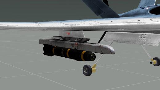 Arma3のRHS製レーザー誘導ミサイルをACE3に対応させるアドオン