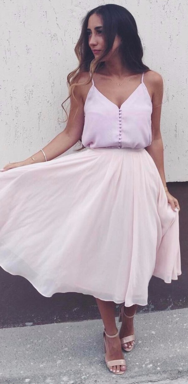 summer girly style