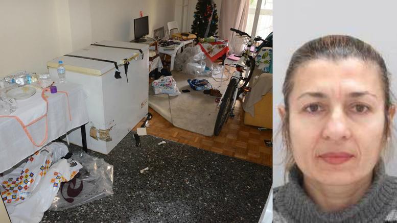 Στο Εφετείο η γυναίκα που έβαλε να σκοτώσουν τον πρώην άντρα της και τον έκρυψε σε καταψύκτη