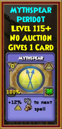 Wizard101 Mirage Best Gear Drops