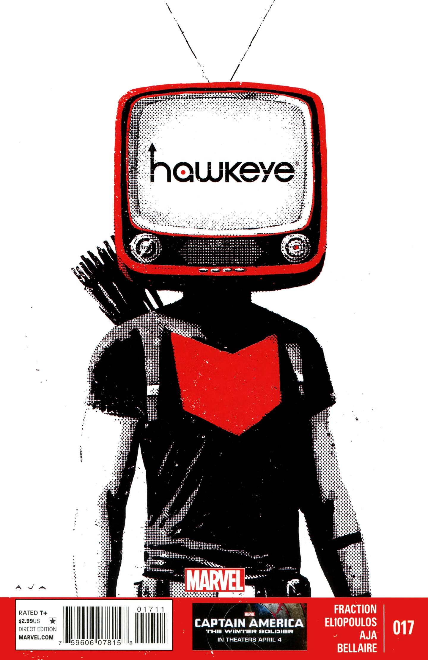 Hawkeye (2012) 17 Page 1