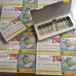 Serum Teana C1 chính hãng giá bao nhiêu