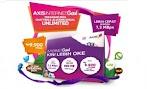 Mencoba Paket Internet Axis Unlimited 34 Ribu Sebulan