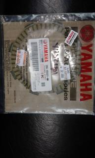 Gambar clutch plate Yamaha 125z terbaik