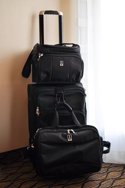 Flight Attendant Travel Bags