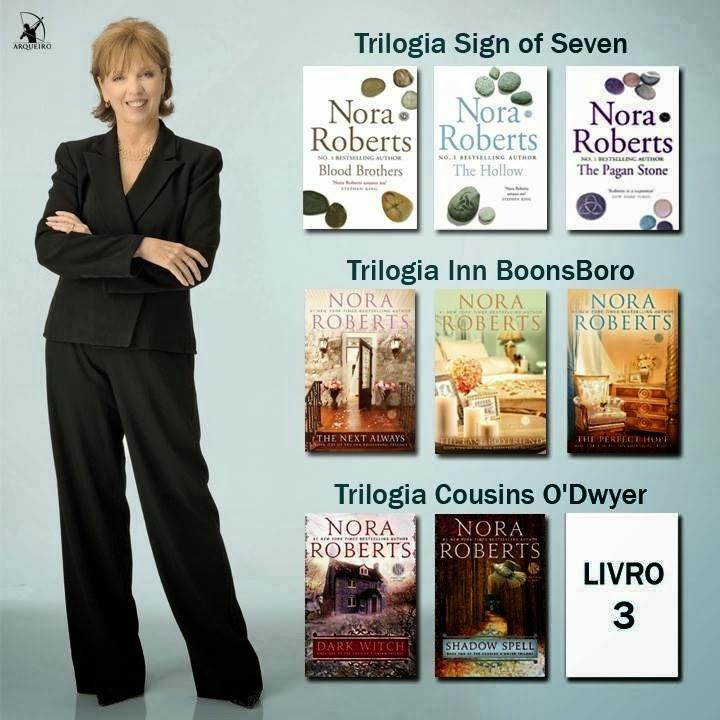 trilogias Nora Roberts