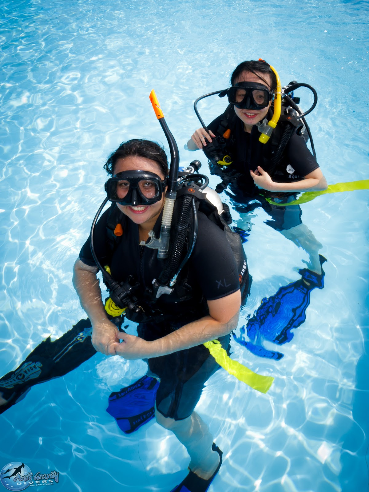 Can I Take The PADI Open Water?