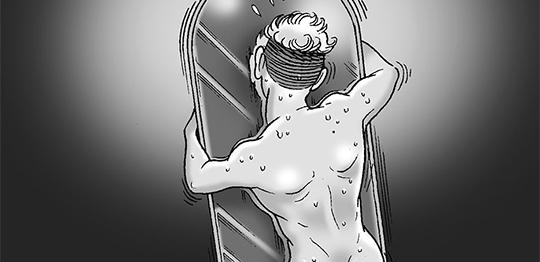 Silent Horror chap 147: Ân ái với gương soi