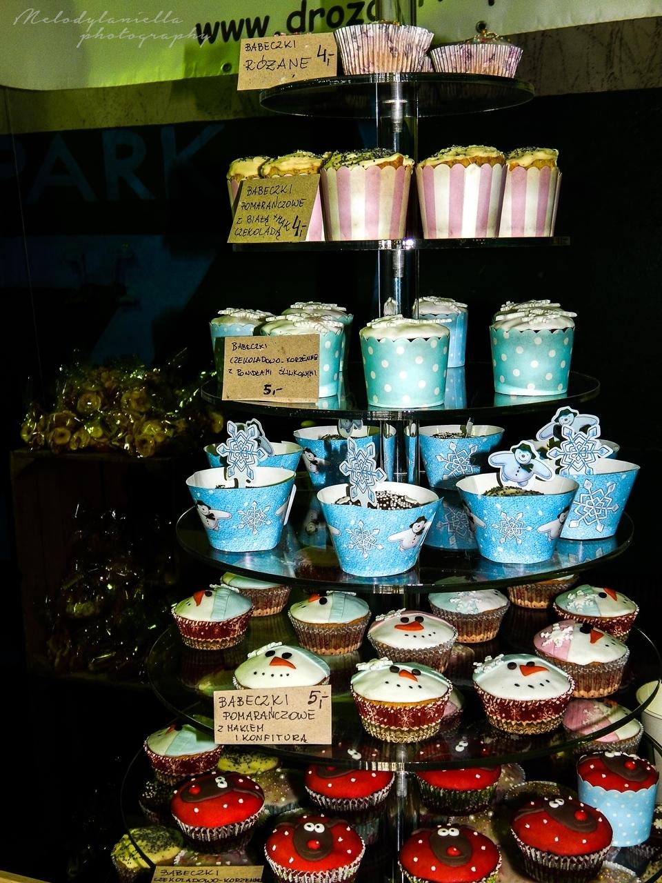 Boże Narodzenie świąteczne babeczki wypieki pomysły muffins cupacake