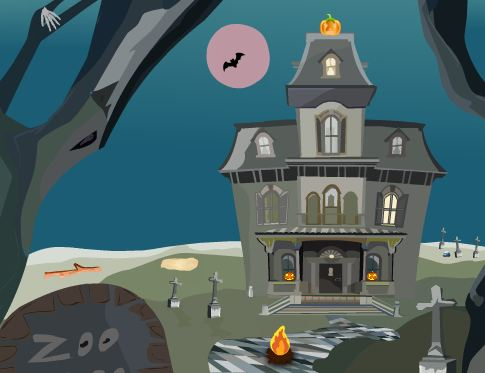 ZoozooGames Halloween Night Escape Walkthrough