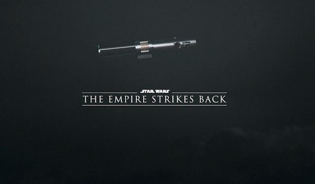 Star Wars - Episode V 'Das Imperium schlägt zurück' Homage | Videokunst im James Bond Style