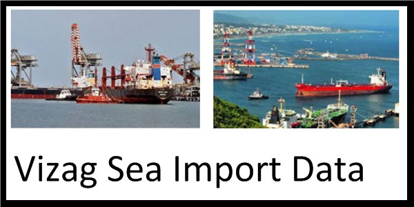 Do You Need Vizag Sea Import Data