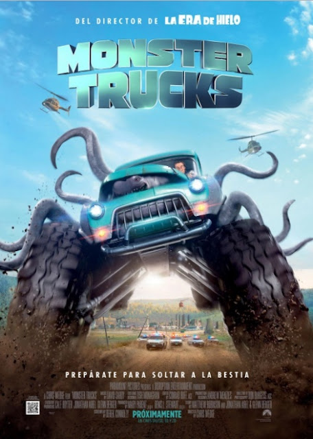 Sinopsis Monster Trucks (2017)