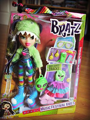 Bratz Jade, Bratz, festival