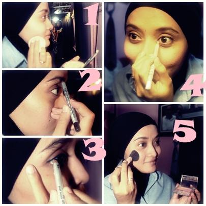 """Mempercantik Diri dengan Kosmetika Halal"""""""