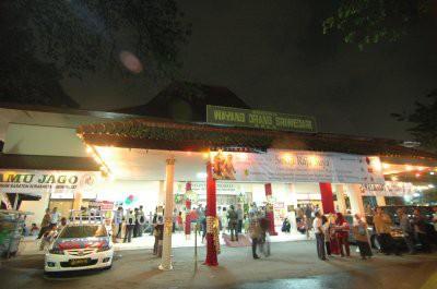 Setelah Keris Kini Giliran Wayang Dibuatkan Museum di Sriwedari