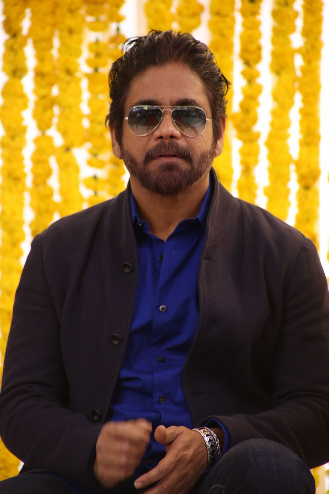 nagarjuna new stylish photos-HQ-Photo-2