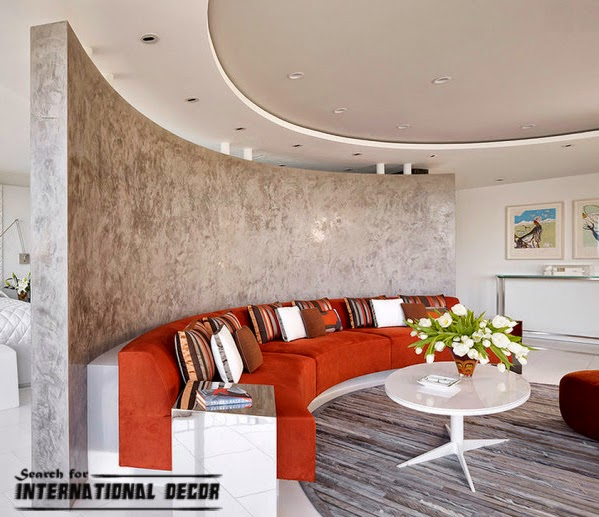 Venetian Plaster Wall, Paint, Colors In The Interior