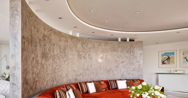Venetian Plaster Wall Paint Colors In The Interior