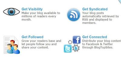 Cara submit blog ke directory Blogosphere FREE