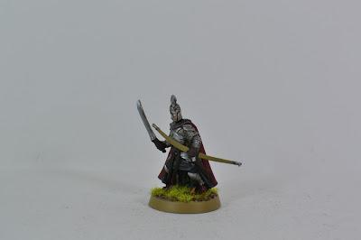 Naal, Noldor Captain