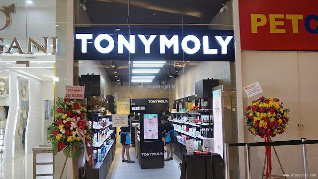 Tony Moly Davao