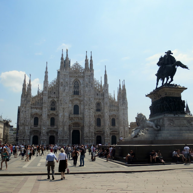 Ten things we did in Milan