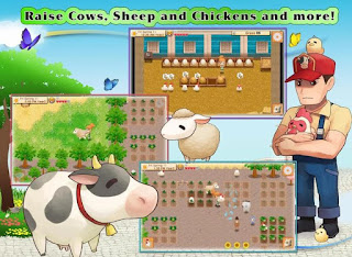 HARVEST MOON Seeds Of Memories v1.0 Mod Gold Versi Android Terbaru