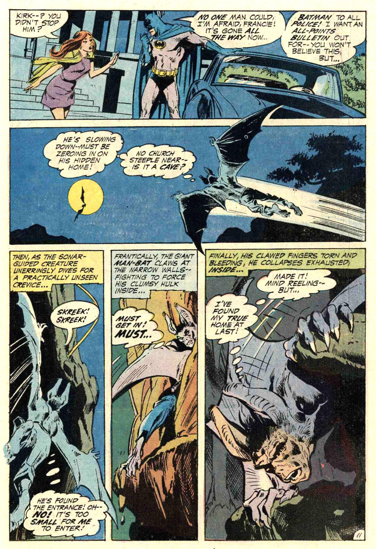 Detective Comics (1937) 402 Page 14