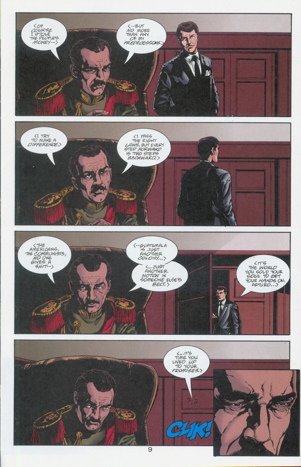 Read online American Century comic -  Issue #3 - 10