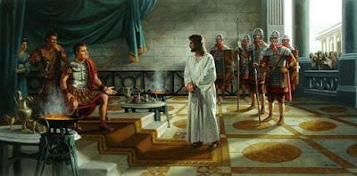 Το πρέπον είναι του Χριστού   και το πρέπει της κοινωνίας που τον καταδίκασε