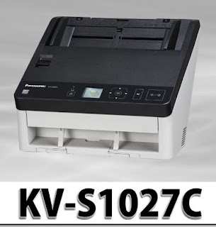 Download Panasonic KV-S1027C Driver Scanner