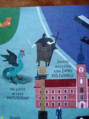 Atlas miast, atlas dla dzieci, książka o miastach