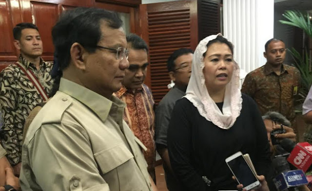 Pilgub Jatim, Gerindra Batal Ajukan Yenny wahid