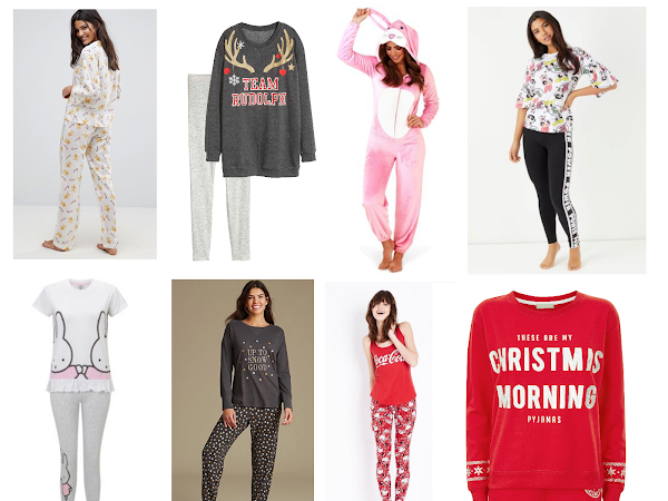 Wishlist | Christmas Morning Worthy Pyjamas
