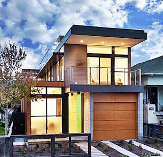 desain rumah minimalis 2 lantai kece - rumah interior lampung