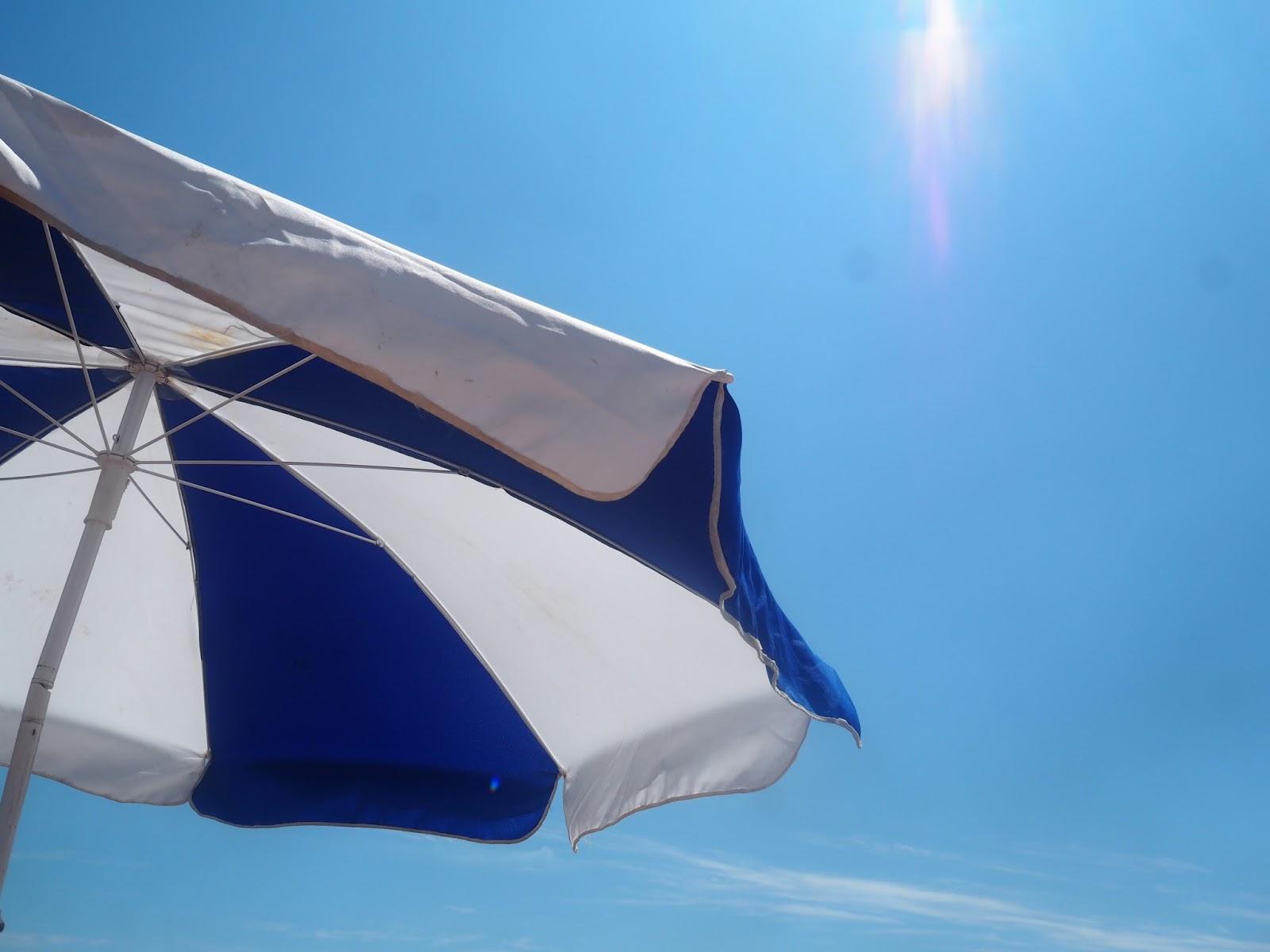 Parasol, Brighton beach