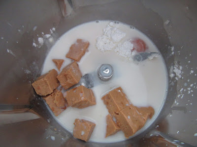 Tartaletas de crema de turrón Thermomix