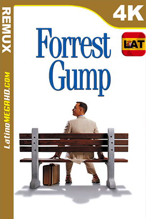 Forrest Gump (1994) Latino Ultra HD BDRemux 2160P - 1994