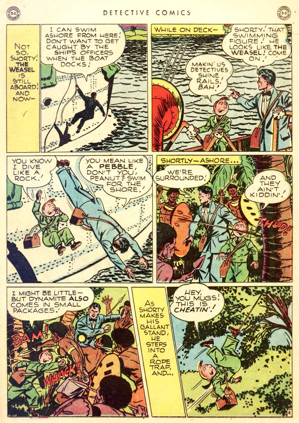 Read online Detective Comics (1937) comic -  Issue #128 - 27