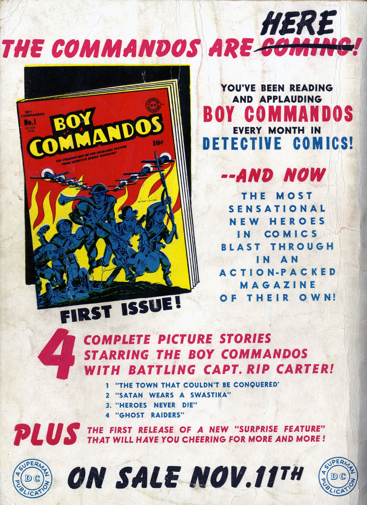 Read online World's Finest Comics comic -  Issue #8 - 100
