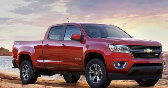 2016 Chevy Colorado Diesel Engine MPG and Specs | 2.8L ...