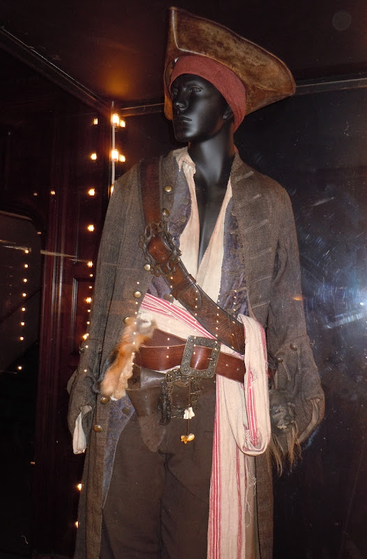 Pirates On Stranger Tides Jack Sparrow costume