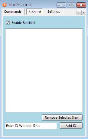 TheBot v3.0.0.0 Server Bot Application For Windows   Latest Nimbuzz Server Bots Untitleed