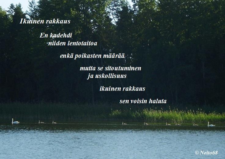 Lyhyitä Runoja