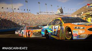 NASCAR Heat 2 Xbox 360 Background